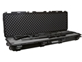 "Product detail of Plano Military Spec Field Locker Double Gun Case with Wheels 56-1/4"" x 18"" x 7-1/4"" Polymer Black"