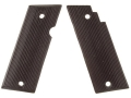 Product detail of Vintage Gun Grips Ballester Molina 45 ACP Polymer Black