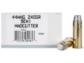 Thumbnail Image: Product detail of Ultramax Ammunition 44 Remington Magnum 240 Grain...