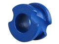 "Product detail of G5 Meta Peep Target 1/8"" Bow Peep Sight Magnesium Blue"