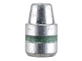Product detail of Hunters Supply Hard Cast Bullets 40 Caliber (401 Diameter) 175 Grain Lead Semi-Wadcutter