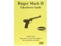 "Product detail of Radocy Takedown Guide ""Ruger Mark 2"""