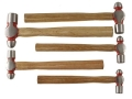 Thumbnail Image: Product detail of Wisdom Ball Pein Hammer Set 8, 12, 16, 24, 32 oz
