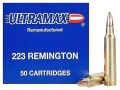 Product detail of Ultramax Remanufactured Ammunition 223 Remington 55 Grain Full Metal Jacket
