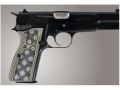 Product detail of Hogue Extreme Series Grip Browning Hi-Power G-10