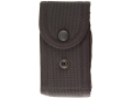 Product detail of Bianchi M1030 Military Magazine Pouch Beretta 92, 96, Browning Hi-Power, Sig Sauer P226, P228, P229 Nylon Black