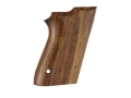 Product detail of Hogue Fancy Hardwood Grips S&W 6906 9mm, 40 S&W Double Stack