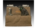 "Product detail of Mud River 2 Barrel Dog Utility Mat 68"" x 56"" Nylon Brown"