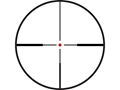 Product detail of Zeiss Conquest Duralyt Rifle Scope 30mm Tube 2-8x 42mm Illuminated #60 Reticle Gray