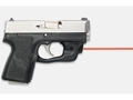 Product detail of LaserMax Centerfire Red Laser Sight Kahr P, PM, CM, CW Series Black