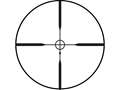 Product detail of Redfield Revenge Rifle Scope 3-9x 42mm Dial-N-Shoot Accu-Ranger Reticle Matte