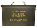 Product detail of Military Surplus Ammo Can 50 Caliber Grade 2