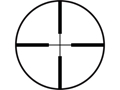 Product detail of Nikon Buckmasters Black Powder Rifle Scope 1x 20mm Black Powder Nikoplex Reticle Matte