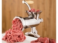 Thumbnail Image: Product detail of LEM #10 Clamp-On Hand Meat Grinder Stainless Steel