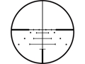 Product detail of Leupold VX-3 Long Range Rifle Scope 30mm Tube 6.5-20x 40mm Side Focus Varmint Hunters Reticle Silver