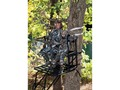 Product detail of Big Game Partner Plus Select Double Ladder Treestand Steel Black