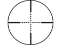 Product detail of BSA Tactical Weapon Rifle Scope 4x 30mm Mil-Dot Reticle with SKS Mount and AR-15 Carry Handle Mount Matte