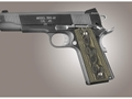 Product detail of Hogue Extreme Series Grips 1911 Government, Commander Ambidextrous Sa...