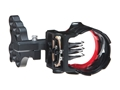 "Product detail of Archer Xtreme HeadHunter Pro Bow Sight .019"" Diameter Pins Blackout"