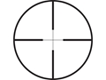 Product detail of Sightmark Triple Duty M4 Rifle Scope 30mm Tube 1-6x 24mm Illuminated Circle Dot Duplex Reticle Matte