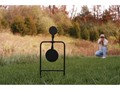 Product detail of Caldwell Plink N' Swing Swinging Target Twin-Spin 45 Caliber Steel Black