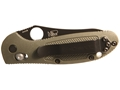 "Product detail of Benchmade 555 Mini-Griptilian Folding Knife 2.91"" 154CM Stainless Steel Modified Sheepsfoot Blade Polymer Handle"