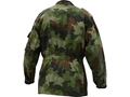 Thumbnail Image: Product detail of Military Surplus Serbian Camo Field Jacket