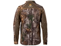 Product detail of Scent-Lok Men's Attack 1/4 Zip Shirt Long Sleeve Polyester