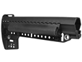 Product detail of Vltor Clubfoot Rifle Modstock A2 Length Mil-Spec Diameter Adjustable Stock AR-15, LR-308 Synthetic Black