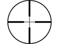 Product detail of Leupold VX-1 Muzzleloader Scope 3-9x 40mm Heavy Duplex Reticle Matte