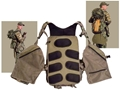 Product detail of Quaker Boy Vest-A-Blind Turkey Vest Polyester All Season Camo