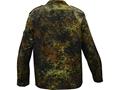 Thumbnail Image: Product detail of Military Surplus German Flecktarn Camo Field Shirt
