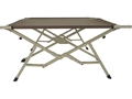 "Product detail of Slumberjack Big Cot 40"" x 86"" x 20"" Steel Frame Polyester Top Brown"