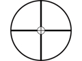 Product detail of Bushnell Banner Rifle Scope 1-4x 32mm Circle-X Reticle Matte