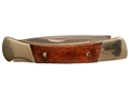"Product detail of Buck 503 Prince Folding Pocket Knife 2.5"" 420HC Stainless Steel Drop Point Blade Wood Handle"