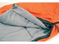 Product detail of ALPS Crater Lake Mummy Sleeping Bag Polyester Gray and Rust