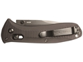 "Product detail of Benchmade 520 Presidio Folding Pocket Knife 3.42"" Drop Point Stainless Steel Blade Aluminum Handle"