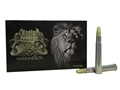 Product detail of Nosler Safari Ammunition 375 Flanged Magnum 300 Grain Solid Box of 20