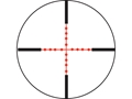 Product detail of Counter Sniper Crusader Rifle Scope 35mm Tube 10-40x 56mm Side Focus Illuminated Mil-Dot Reticle Matte with Picatinny-Style Rings
