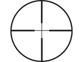 Product detail of Weaver Classic Pistol Scope 2x 28mm Dual-X Reticle Silver