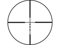 Product detail of Burris Fullfield II Rifle Scope 3-9x 40mm Ballistic Plex Reticle Matte