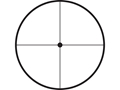 Product detail of Nikon PROSTAFF 5 Rifle Scope 4.5-18x 40mm Fine Crosshair Dot Reticle Matte