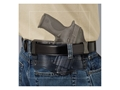 Product detail of Galco King Tuk Tuckable Inside the Waistband Holster Right Hand Glock 17, 19, 26, 22, 23, 27, 36  Leather and Kydex Black