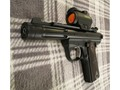 Product detail of Volquartsen Target Trigger Ruger Mark II, Mark III, 22/45