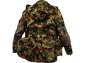 Product detail of Military Surplus Swiss M70 Field Jacket Swiss Camo
