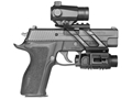 Product detail of Mako Universal Picatinny Scope Mount for Pistols with Accessory Rails