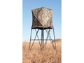 Thumbnail Image: Product detail of Big Game The Vertex Elevated Box Blind Nylon Blin...
