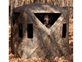"Product detail of Big Game The Charger Ground Blind 66"" x 66"" x 64"" Nylon Epic Camo"