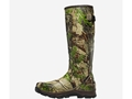"Product detail of LaCrosse 4XBurly 18"" Waterproof Uninsulated Hunting Boots Rubber Realtree APG Camo Men's"