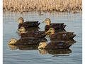 Thumbnail Image: Product detail of Avian-X Topflight Black Duck Weighted Keel Duck D...